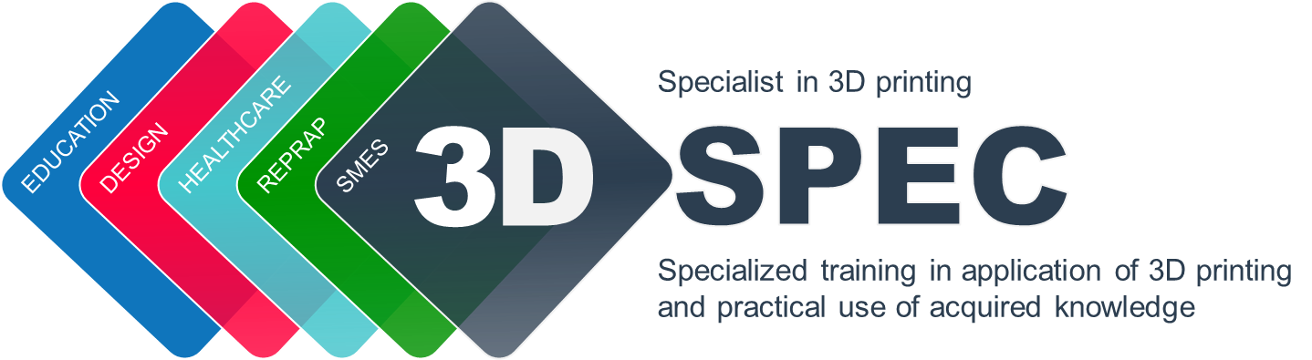 3DSPEC Proect Logo